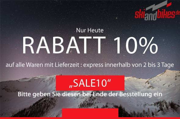 Sale 10 sklad