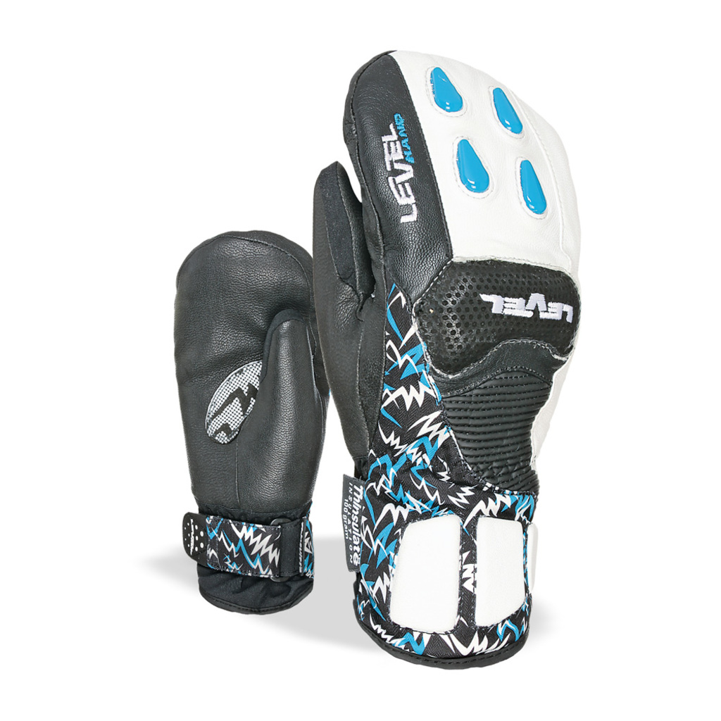 Level SQ JR CF Mitt